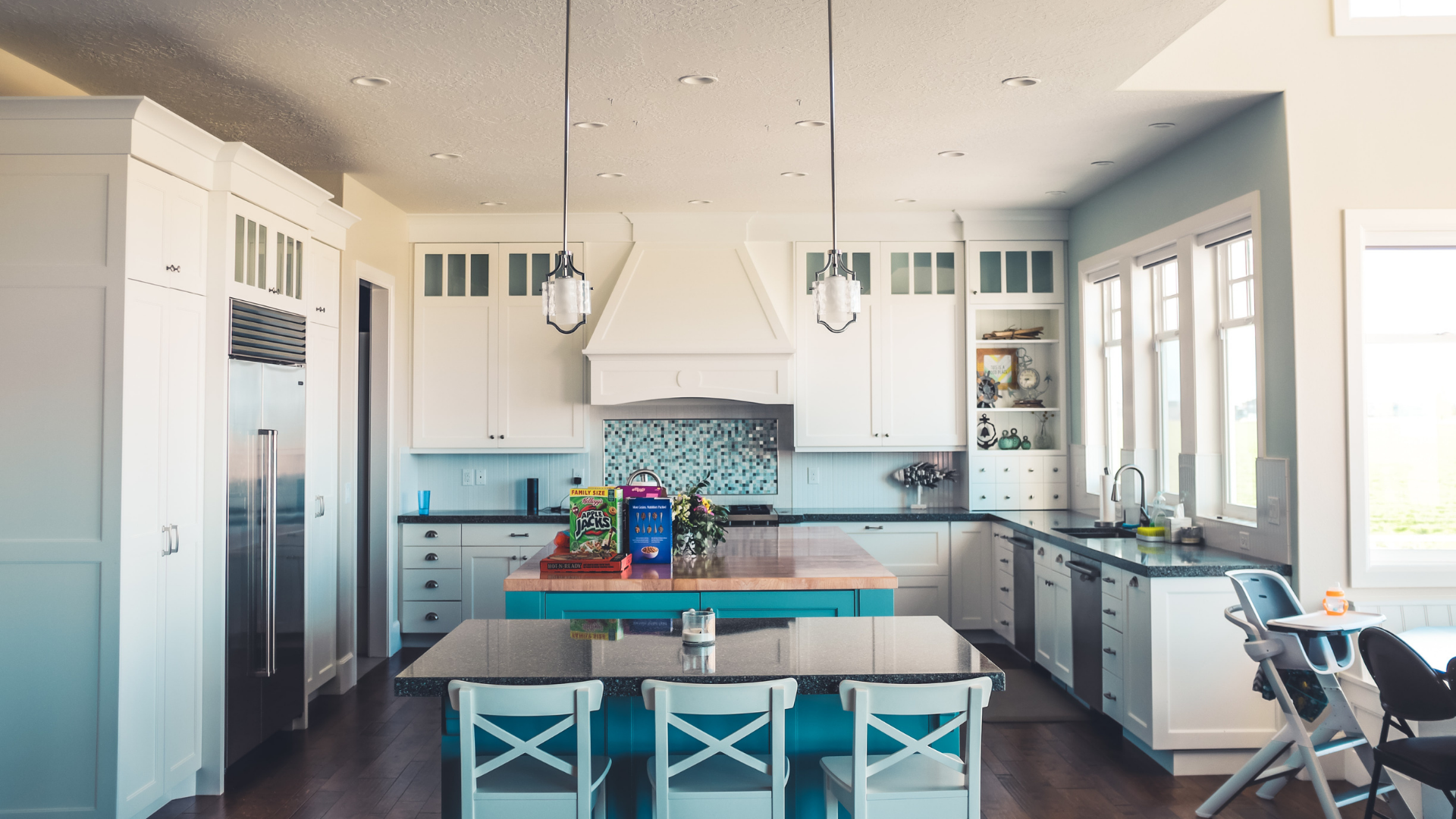 Cabinet Painting Services Bedford TX