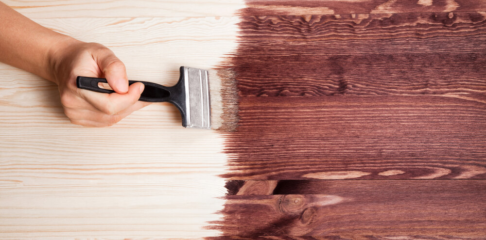 Staining & Varnishing​ Services Bedford TX